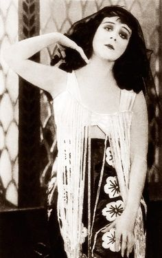 This picture in particular of Theda Bara is my witchy-muse inspiration.