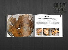 Preview of the New Cookbook: Delights for The Anorexic!