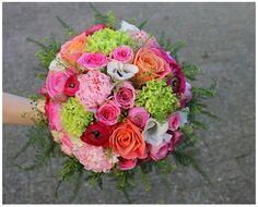 Bruidsboeket voorjaar