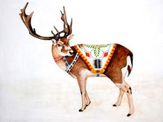 Reindeer Games | shelleysdavies.com