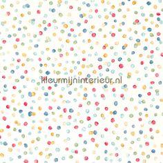 Lots Of Dots multicolor carta da parati 111282, Guess Who  Scion