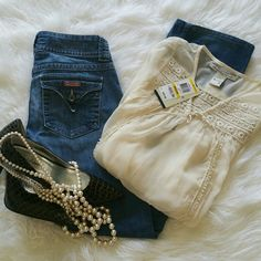 "SALE Hudson Premium Denim Hudson Premium Denim 31"" Inseam Hudson Jeans Jeans"