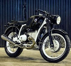 1971 BMW R50/5 – Cytech. (Via Pipeburn). Megadeluxe :: For The Love Of Speed