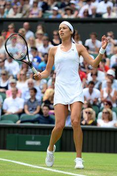 Ana Ivanovic at Wimbledon 2013
