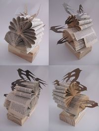 New work: Freedom - folded from Cry the Beloved Country