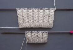 Buğday Başakları Örgü Modeli Bayan ve Bebek Örgüleri   Kolay Hobiler Easy Sweater Knitting Patterns, Intarsia Knitting, Knitting Blogs, Easy Knitting, Knitting Stitches, Handmade Kids Bags, Easy Knit Baby Blanket, Crochet Table Runner Pattern, Cross Stitch Pattern Maker