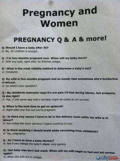 funny-pregnancy-questions-and-answers.jpg 620×831 pixels