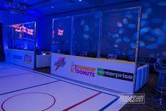 Hockey Theme Bar Mitzvah 4.8.17 Penalty Box