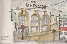 Mercado Municipal - Betanzos - A Coruña