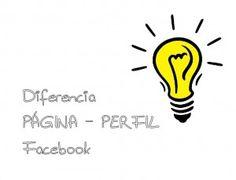 Diferencias entre página y perfil de Facebook