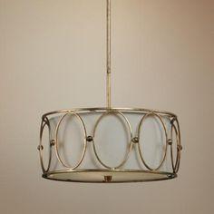 Carolyn Kinder Ovala 3-Light Pendant Chandelier -