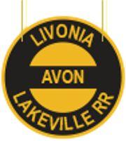Livonia Avon & Lakeville RR
