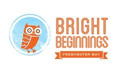 Bright Begininngs Logo Identity
