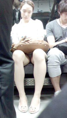 지하철 그녀.. - 일반인 은꼴사