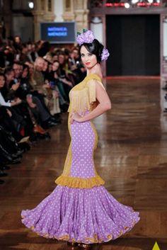 We Love Flamenco 2014. Mónica Mendez Prom Dresses, Formal Dresses, Love, Polka Dots, Mermaid, Flamenco Dresses, Disney Princess, Inspiration, Fashion