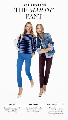 J.Crew's Martie Pant {love or leave them?}