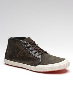 bccd6d1dc9 Krona Mid Leather Leather Sneakers