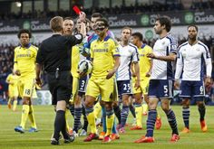 100 - Cesc Fabregas is the 100th player to be sent off for @ChelseaFC. #CFC #Chelsea