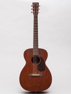 Vintage 1952 Martin 0-15 Acoustic Guitar