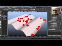 Maya Monday - attaching objects to a deforming mesh