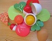 Salade composée : Jeux, jouets par kidetcapucine
