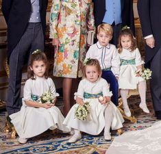 Mike and Zara Tindall's eldest daughter Mia Tindall, four, is taking after grandmother Princess Anne. The young royal was a bridesmaid for Princess Eugenie and Jack Brooksbank in October Princess Charlotte Photos, Prince Charlotte, Princess Beatrice, Princess Kate, Princess Wedding, Prince William Family, Kate Middleton Prince William, Prince Andrew, Prince Charles