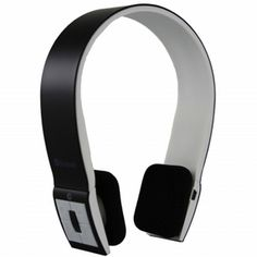 Quantum FX Bluetooth Stereo Headphones with Microphone (H-70BT)   http://www.giftgallore.com/product/83682_m/6_/Quantum-FX-Bluetooth-Stereo-Headphones-with-Microphone-5284083682M.html