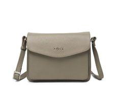 Feminine light grey crossover bag by Adax 154.90 EUR. Shop online.
