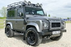 Land Rover Defender 90 TDCi ICON XS station wagon - Land Rover Defender Icon