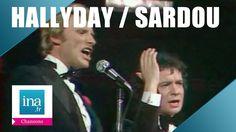 """Johnny Hallyday et Michel Sardou """"Les villes de solitude"""" (live officiel..."""