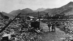 ایٹم بم گرانے کے لیے ناگا ساکی کو کیسے چنا گیا