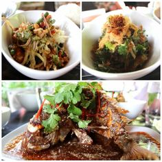 A Review of The Spirit House in Yandina. That whole crispy fish with tamarind sauce is the best!