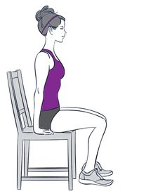 Pilates is among the biggest fitness trends of the previous few years. It is a callisthenic physical fitness regime, similar to yoga is. Chair Exercises, Stretching Exercises, Dynamic Stretching, Stretches, Balance Exercises, Core Exercises, Muscle Problems, Chair Yoga, Bones And Muscles