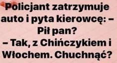 Polish Memes, Weekend Humor, Stupid Funny Memes, Texts, Poland, Text Posts, Funny Stuff, Texting, Ignition Coil