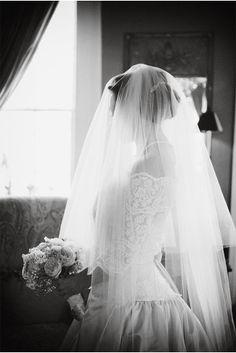 New Orleans Wedding / Arte de Vie / via StyleUnveiled.com