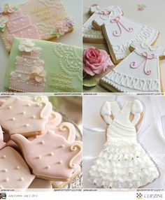 Cookie decorations Repinned By:#TheCookieCutterCompany