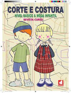 Corte e costura   nível básico & moda infantil by Denize Bartolo Medeiros via slideshare