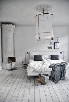 Slapen onder de magische hanglampen van Ay Lumminate.
