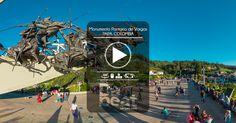Salve usted la patria! El pantano de Vargas es uno de esos lugares mágicos que tiene Boyacá, aquí se libro una de las batallas que le dieron la independencia a  Colombia, en conmemoración se levanto este gran monumento de bronce que hace referencia a los  14 lanceros que derrotaron al ejercito español..