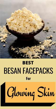 Best Besan Face Packs for Glowing Skin That You Must Try ! : Best Besan Face Packs For Glowing Skin Homemade Skin Care, Diy Skin Care, Skin Care Tips, Acne Face Mask, Skin Mask, Face Masks, Clear Skin Face, Face Skin, Get Rid Of Blackheads