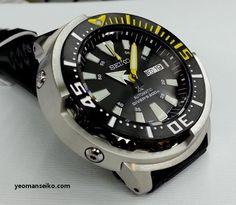 Seiko Prospex SRP639 'Sardine II'