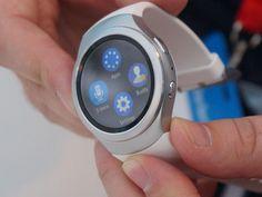Samsung Gear S2 im Hands-On-Test: Die erste Wow-Watch