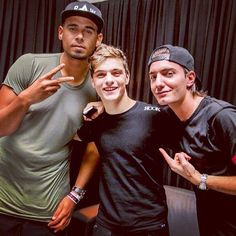 #MartinGarrix #Alesso #and #Afrojack