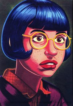 Daniel Clowes - Ghost World