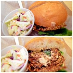 The Style and Travel Journals: San Francisco Food Adventures...Soft shell crab sandwich..