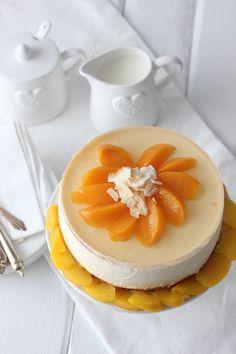 Pfirsich Joghurt Torte