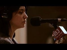 """Sharon Van Etten - """"Give Out"""" Recorded live onThe Current. Find more and listen online at TheCurrent.Org."""