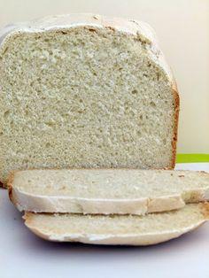 Al calor del horno: Pan de yogur en panificadora. Pan Bread, Yeast Bread, Bread Machine Recipes, Bread Recipes, Kombucha, Food N, Food And Drink, Sweet Recipes, My Recipes