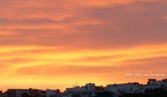 Un amanecer con calima en Gran Canaria el 30 de diciembre 2016       Un aviso amarillo por calima e...