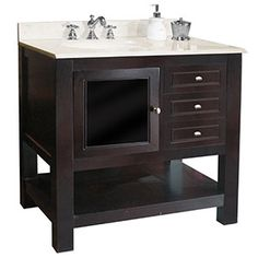 Photo Gallery Website Adelina inch Mirrored Bathroom Vanity give your bath an extraordinary custom look with these beautifully crafted pieces These lovely mirrored u